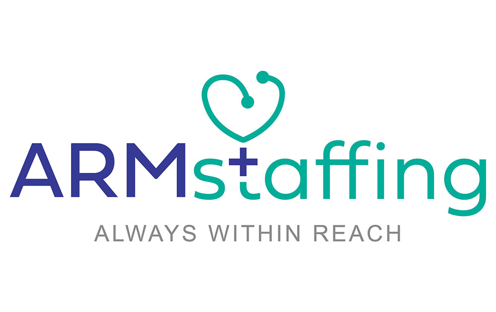 Logo for ARMStaffing