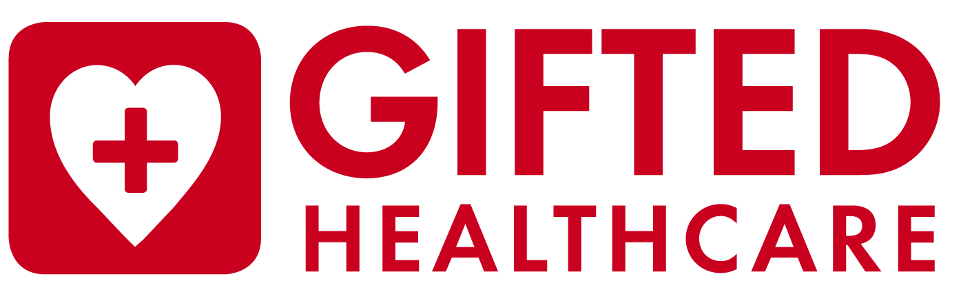 Logo for Gifted Healthcare