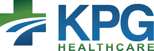 Logo for KPG Healthcare