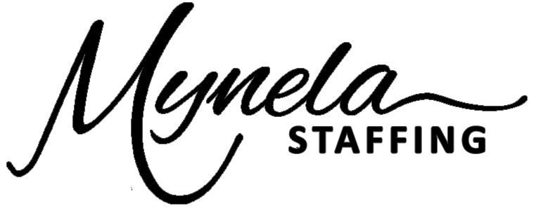 Logo for Mynela Staffing