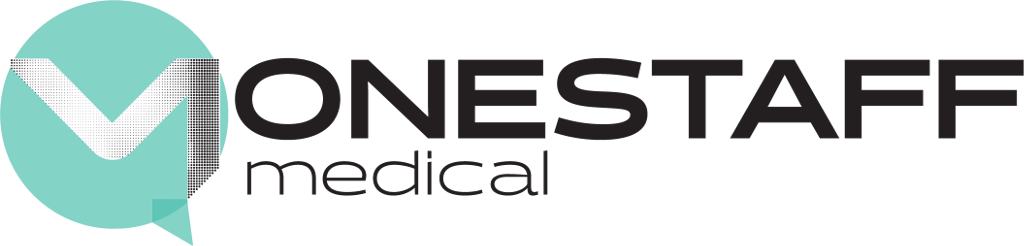 Logo for OneStaff Medical