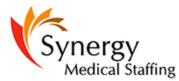 Logo for Synergy Medical Staffing