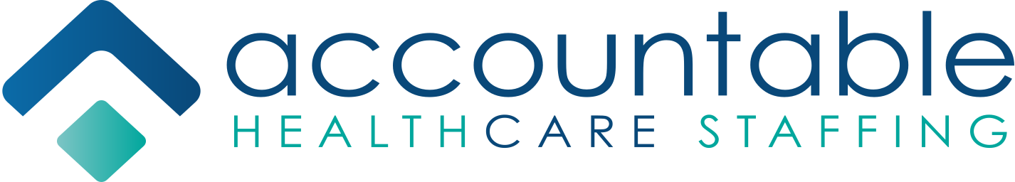Logo for Accountable Healthcare Staffing