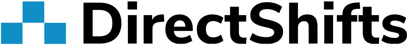 Logo for DirectShifts