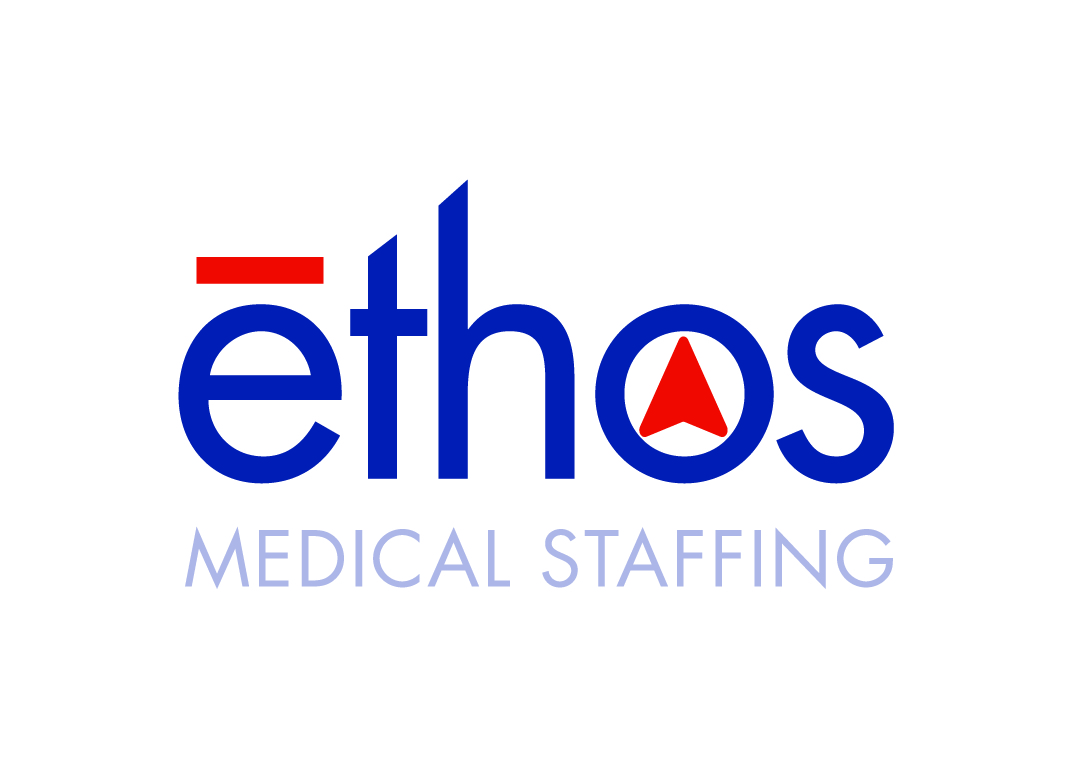 Logo for Ethos Medical Staffing