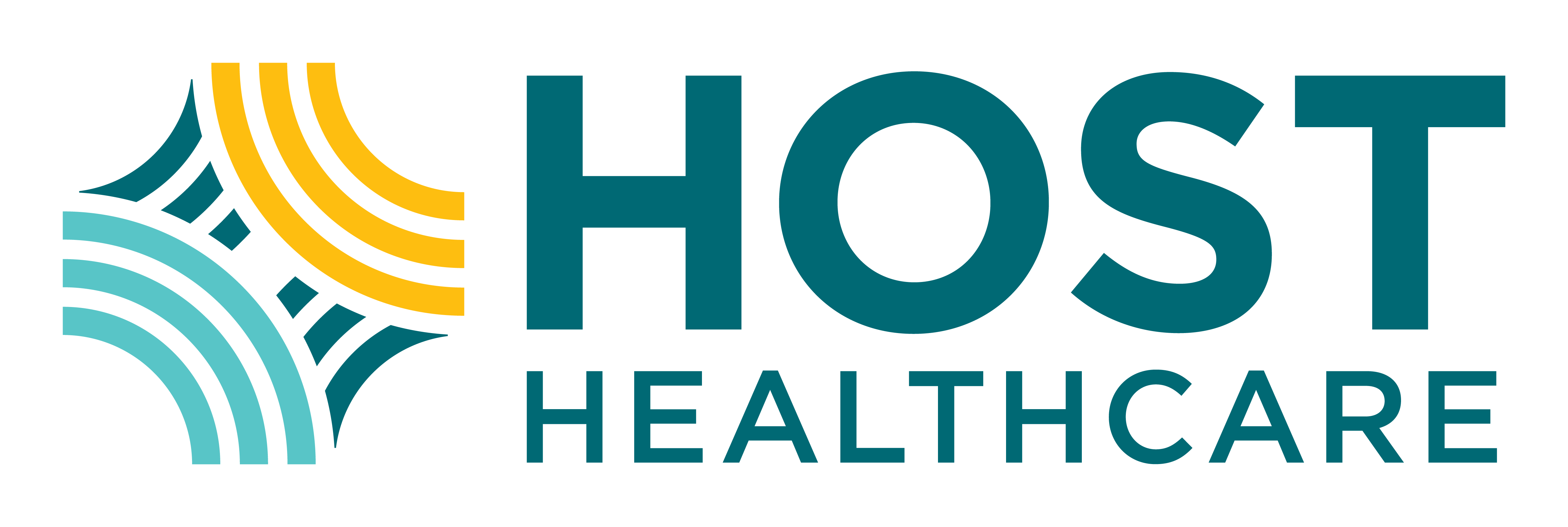 Logo for Host Healthcare