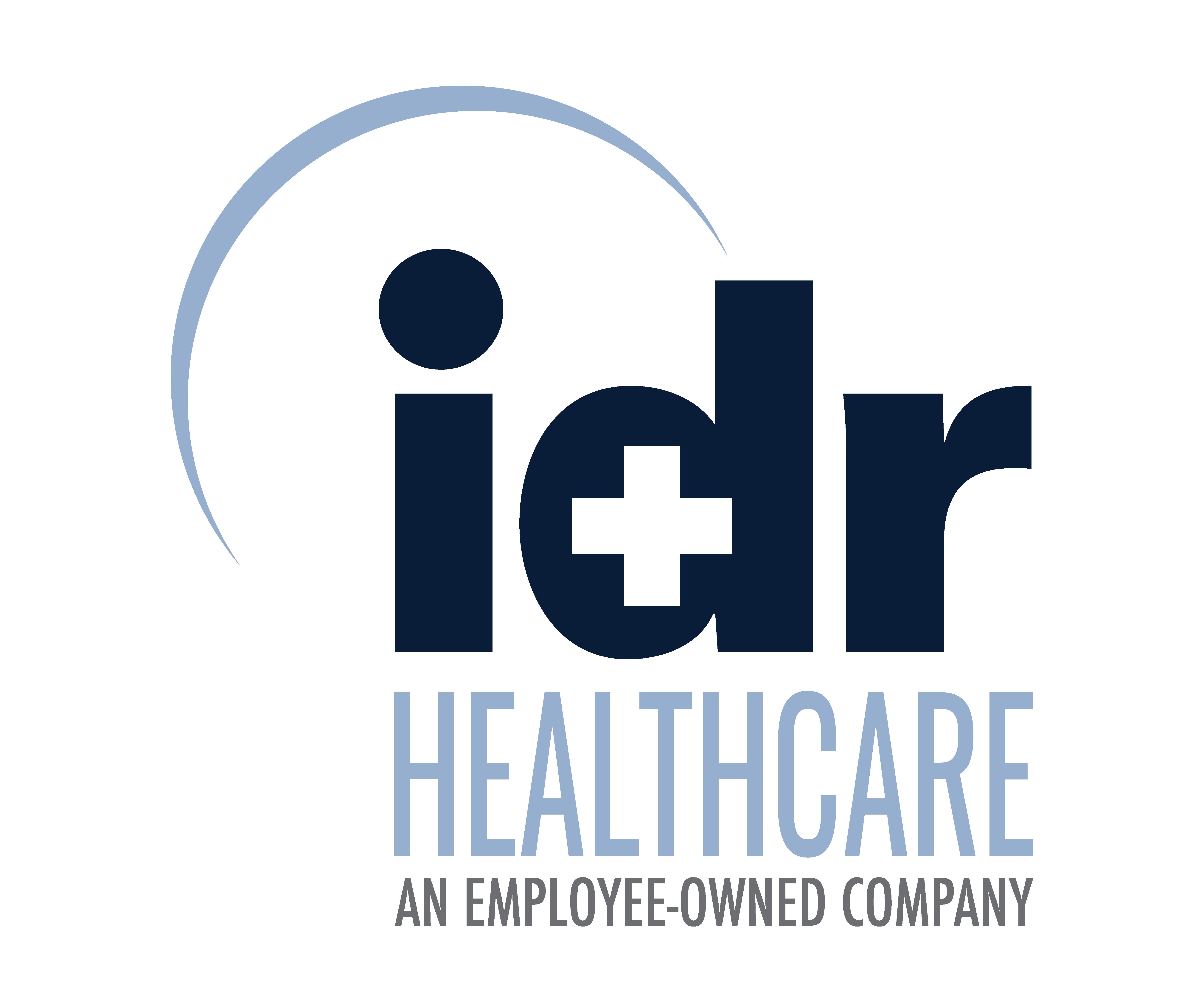 Logo for IDR Healthcare