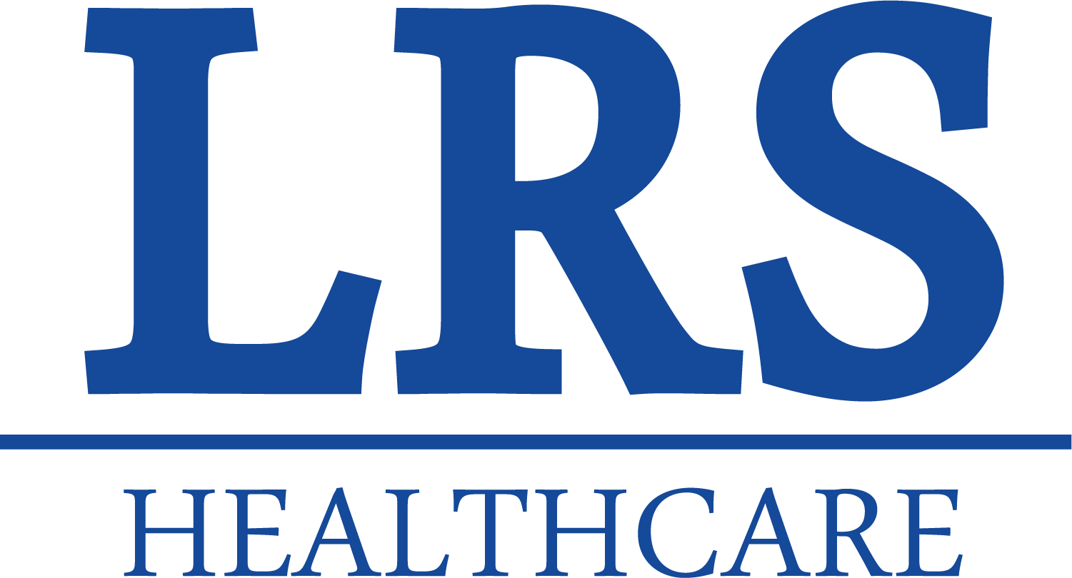 Logo for LRS Healthcare - Allied Health