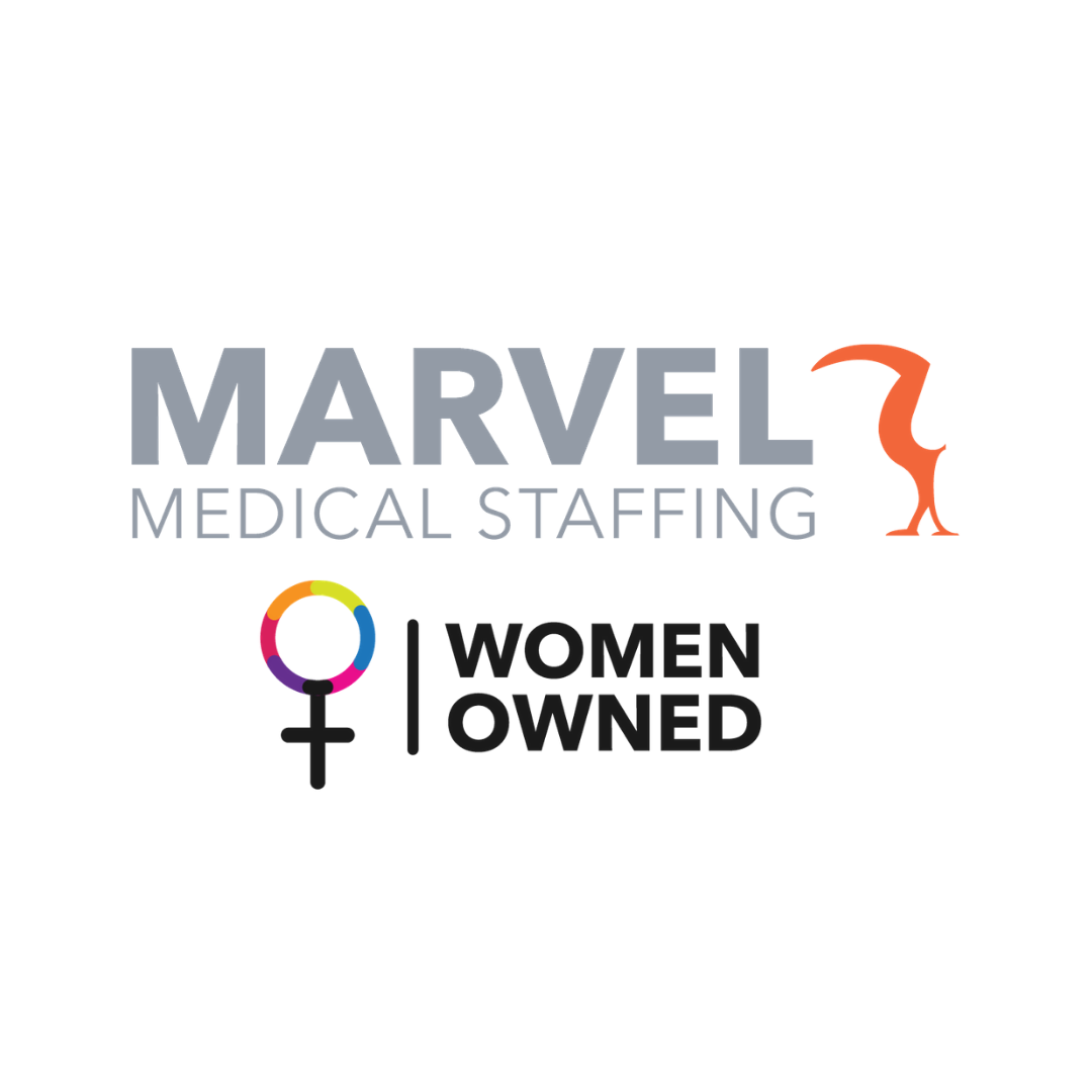 Logo for Marvel Medical Staffing Nursing