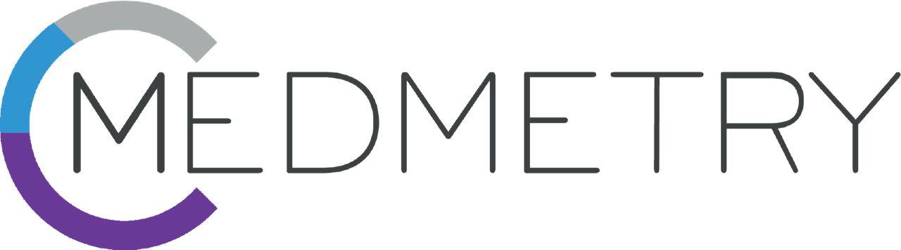 Logo for Medmetry