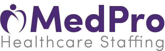 Logo for MedPro Healthcare Staffing
