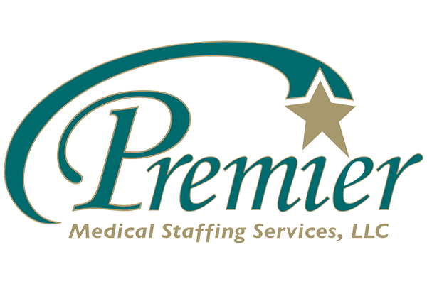 Logo for Premier Medical Staffing