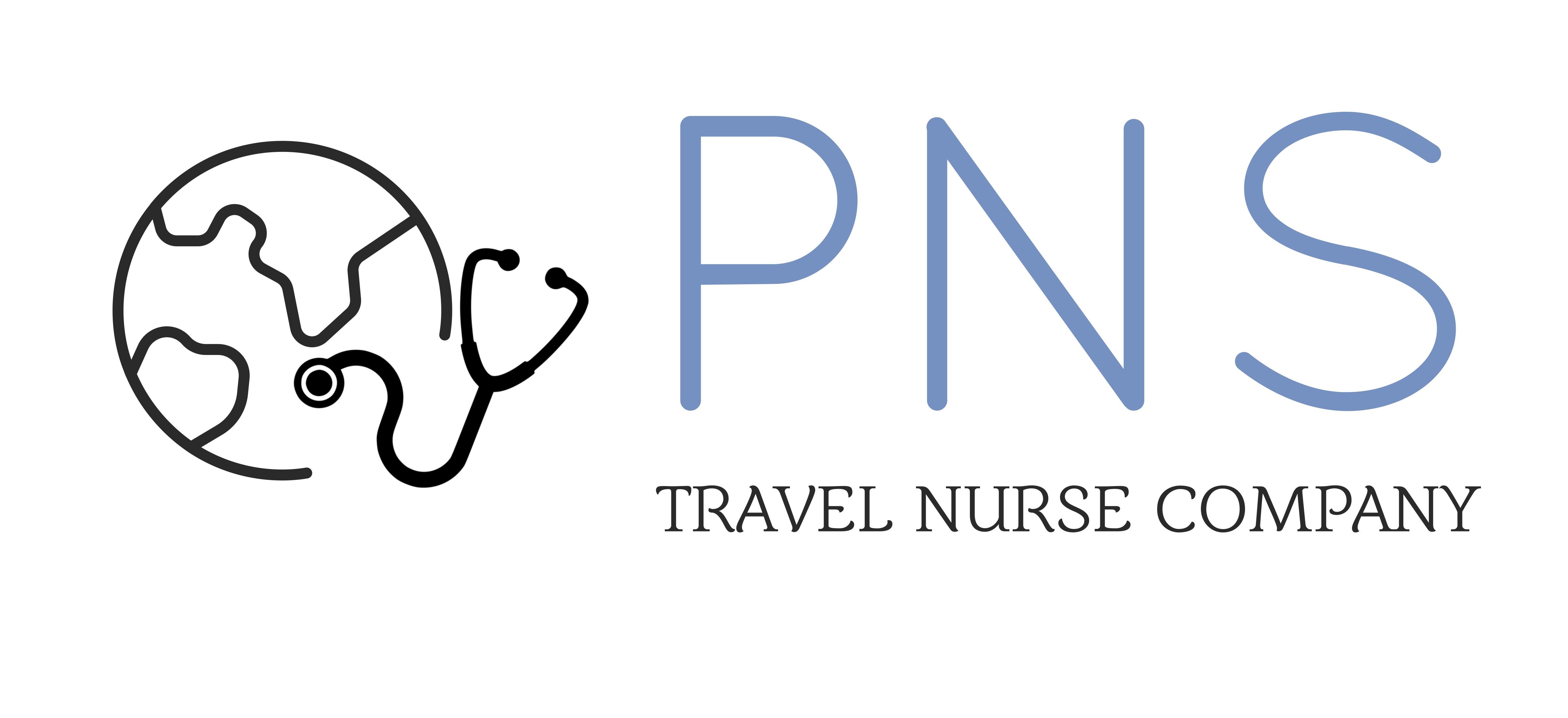 Logo for Professional Nursing Service