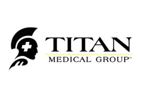 Logo for Titan Medical Group