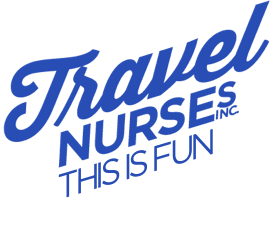 Logo for Travel Nurses, Inc.