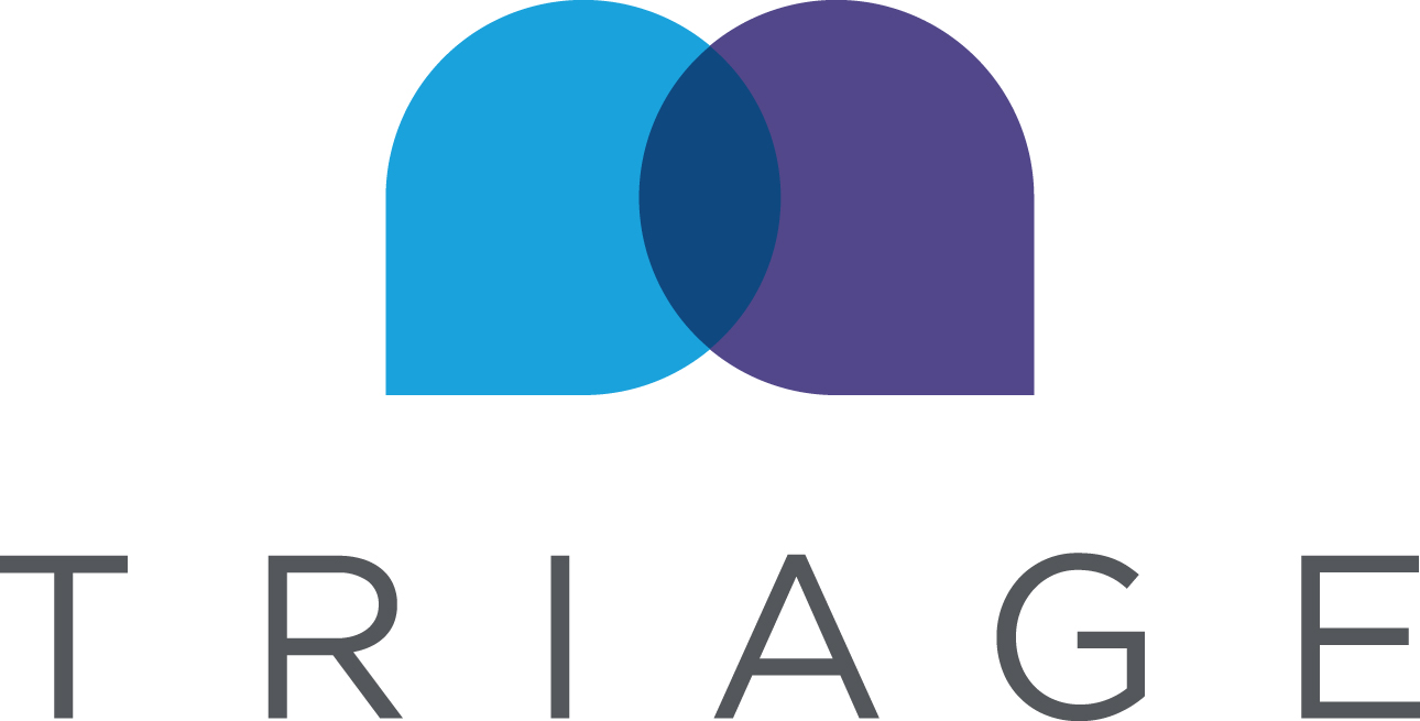 Logo for Triage Staffing