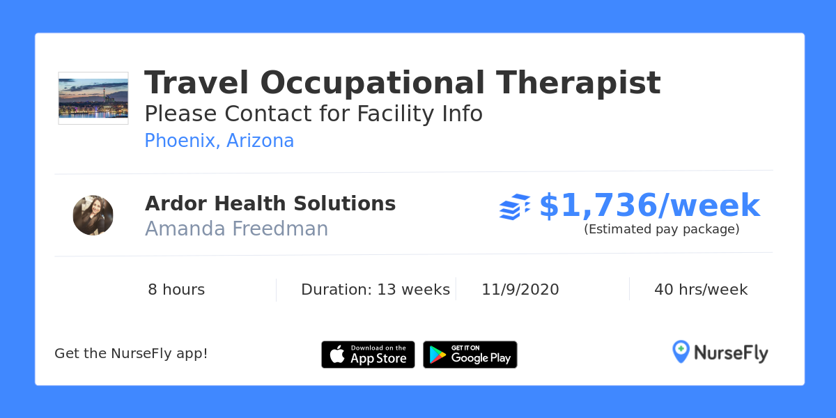TherapyFly - Travel Therapy Therapy, Occupational ...