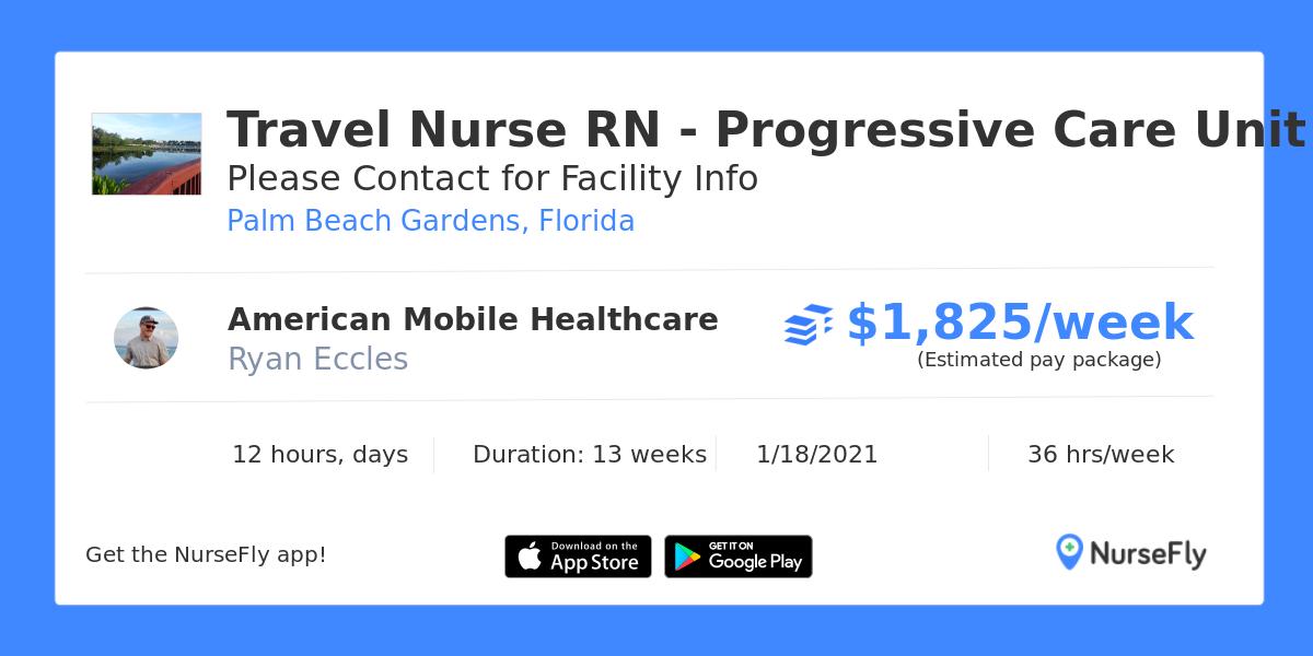 job 97 1914701 - Lpn Jobs Palm Beach Gardens Fl