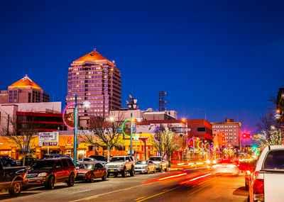 Albuquerque city