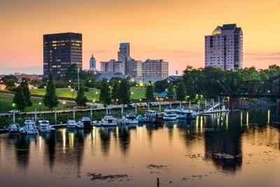 Augusta city