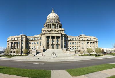 Boise City city