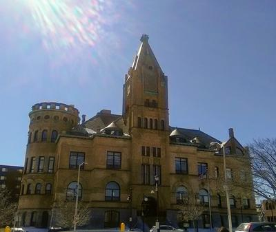 Brockton city