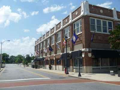 Greenville city