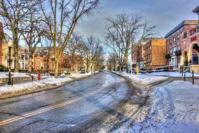 Madison city