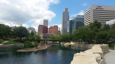 Omaha city