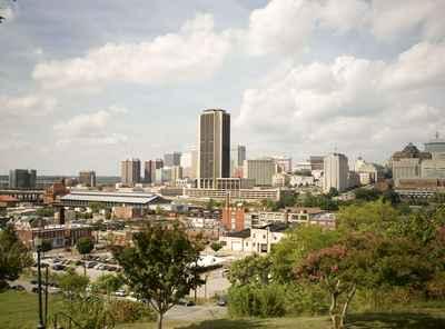 Richmond city